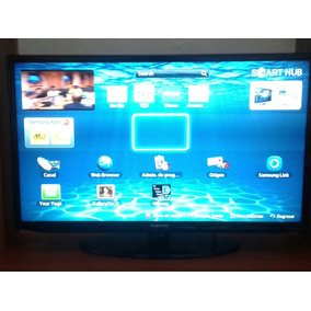 Samsung Smart Tv De 32 Pulgadas Modelo 5300