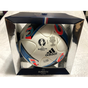 Balón Omb adidas Copa Uefa 2016 Beau Jeu Francia En Caja dab79dd4c3089