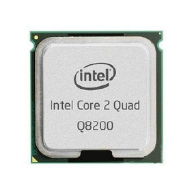 Processador Core2 Quad Q8200 2.33ghz Com Cooler De