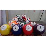 Set Balón #3 Para Snookball 16 Pz