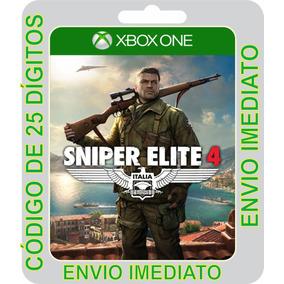 Sniper Elite 4 - Xbox One - Código 25 Digitos