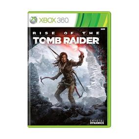 Raise Of The Tomb Raider Xbox 360 M.fisica