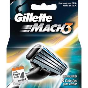 Carga Gillette Mach 3 C - Cargas para Barbeador em Minas Gerais no ... 7229914510927
