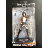 Attack On Titan - Ataque A Los Titanes - Mikasa Ackerman