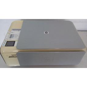 Impressora Multifuncional Hp Photosmart C4280 Testada