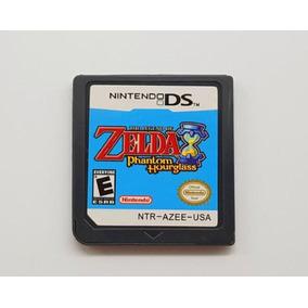 The Legend Of Zelda Phantom Hourglass Nintendo Ds 2ds 3ds