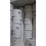 35 Rollos De 1000 Etiquetas Térmicas Con Pleca 051x025mm
