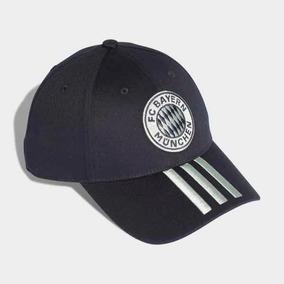 Gorro De Sol adidas Fc Bayern Munchen Azul 0eebf97b638