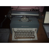 Máquina Datilografia Underwood 198 - Antiga