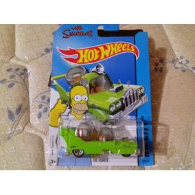 Hot Wheels Simpsons Car