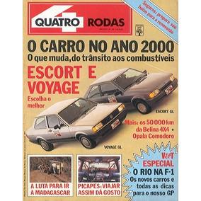 4r.320 Mar87- Opala Comodoro Belina Voyage Escort Picape Bmw
