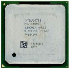 Procesador Intel® Pentium® 4 De 2,40 Ghz,