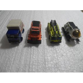 4 Matchbox Truck Snow