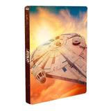 Han Solo - Uma História Star Wars - Steelbook - Blu-ray 3d