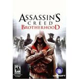Assassins Creed Brotherhood Videojuego Para Xbox 360