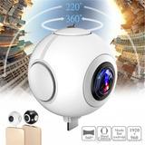 Camara 360 Grados, Pano Live-i Mini Doble Lente *itech