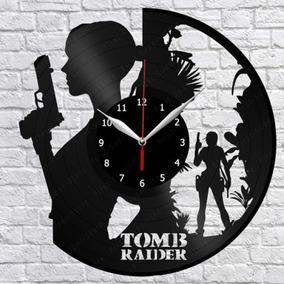 7dfe874b5f1 Relogio Tomb Raider - Relógios no Mercado Livre Brasil