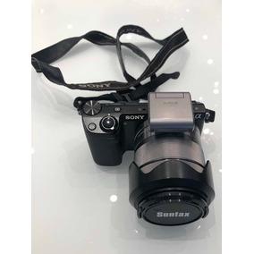 Câmera Digital Sony Nex-5r