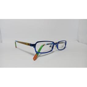 1b868c51522da Armação De Oculos Retro Colorida Tamanho Infantil - Óculos no ...