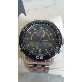 3d0f22d2a17 Relogio Atlantis G 3224 - Joias e Relógios no Mercado Livre Brasil