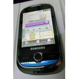 Celular Samsung Vintage Negro-azul-cromo (nuevo) Telcel