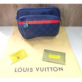7e1777f10 Bolsa Louis Vuitton Tipo Cangurera Monogram Coleccion 2018