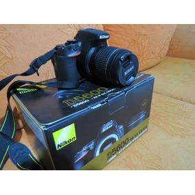 Camera Profissional Nikon D5600 - Kit 18-35mm