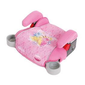 Cadeirinha Booster Para Carro Graco Importada - Princesas