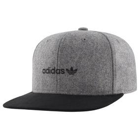 Originals Snapback Flatbrim Cap Hombres adidas ccf2579fa0b