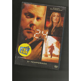 24 Horas - 5ª Temporada - 6 Dvds Box Lacrado