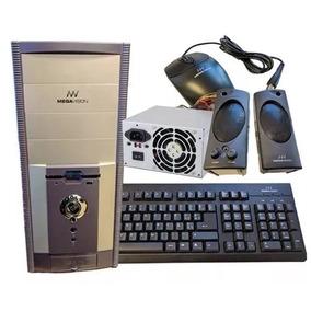 Computadora Nueva Intel X2 2.41ghz 4gb 500gb Hdmi Lpt W10