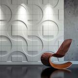 Paneles Paredes Decorativo 3d En Yeso E Instalación