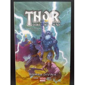 Hq Thor O Deus Do Trovão- Bomba Divina