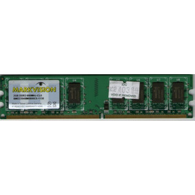 Memoria Ram - Markvision Bmd22048m0800c6 2 Gb 800 Mhz Ddr2