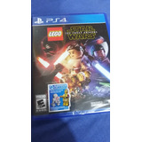 Lego Star Wars The Force Awakens Ps4 Nuevo Sellado