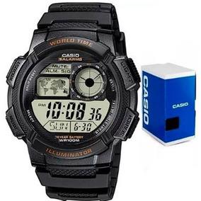 d59cc5bd604a Reloj Casio Deportivo Caballero - Relojes en Mercado Libre México