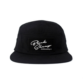 Bone Black Sheep Five Panel Patch Preto Original 45198d4f034