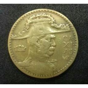 Moeda De 2000 Reis Anos 1938 Duq De Caxias