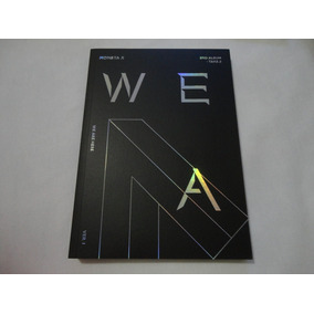 Monsta X - Album We Are Here Versão 1 - Kpop Pronta Entrega