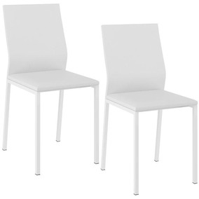 Conjunto De 2 Cadeiras 1804 Carraro