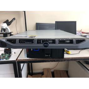 Servidor Dell Poweredge R610 2 Xeon Quad Core 12gb