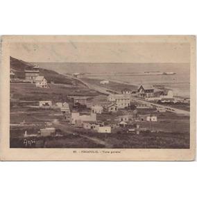 Antigua Postal Con Vista De Piriápolis 1910-20s
