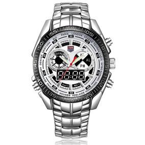 9695e6817e1 Cordao Prata Elite - Relógio Masculino no Mercado Livre Brasil