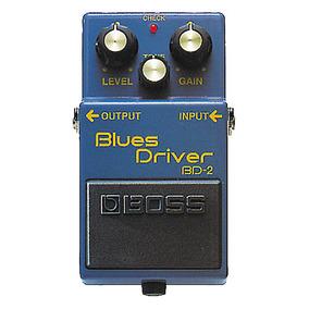 Pedal Guitarra Blues Driver Bd2 Boss