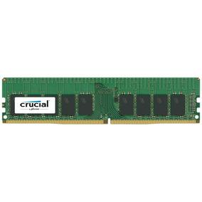 Memória Crucial 16gb Ddr4 2400mhz Eudimm Cl17 1.2v