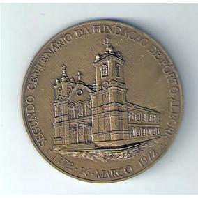 Medalha 200 Anos Fundação De Porto Alegre