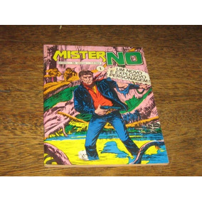 Mister No Nº 1 Editora Noblet Ano1978 Original Raro