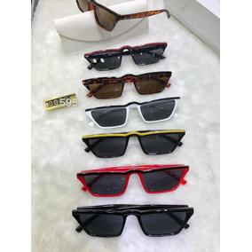 Oculos De Sol Feminino Da Moda Atual - Óculos no Mercado Livre Brasil e6f4c5a25d