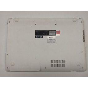 Base Inferior Asus X451c Vx189h Branco + Cooler