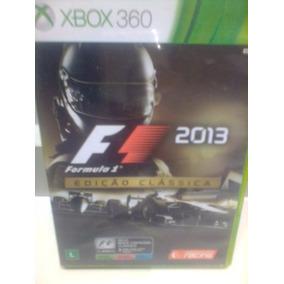 Jogo Formula 1 2013 Xbox 360